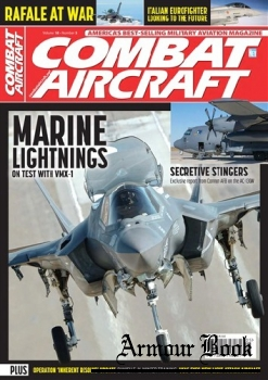 Combat Aircraft Monthly 2017-05 (Vol.18 No.05)