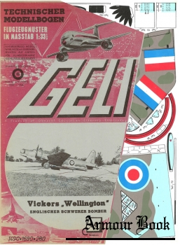 "Vickers ""Wellington"" [Geli 44]"