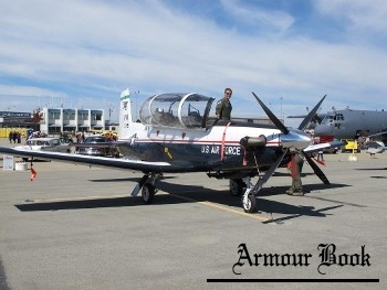Beechcraft T-6A Texan II [Walk Around]