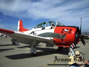 North American T-28B Fennek [Walk Around]