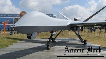 General Atomics MQ-1 Predator [Walk Around]