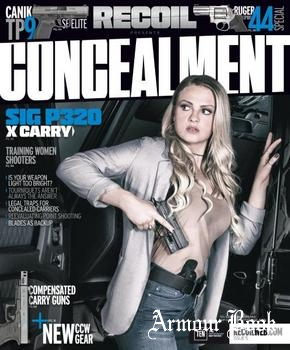 Recoil presents - Concealment - Issue 5 2017