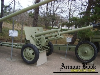 76 mm gun ZiS-3 [Walk Around]