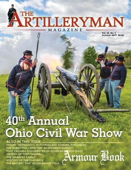 The Artilleryman Magazine 2017-Summer (Vol.38 No.03)