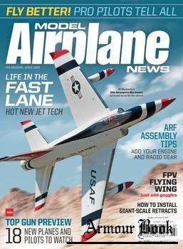 Model Airplane News 2017-07