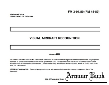 Visual Aircraft Recognition 2006