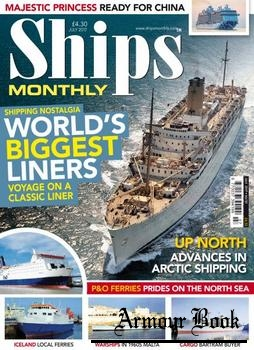 Ships Monthly 2017-07