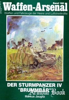 "Der Sturmpanzer IV ""Brummbar"" [Waffen-Arsenal 160]"