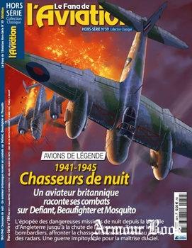 1941-1945 Chasseurs de Nuit [Le Fana de L'Aviation Hors-Serie №59]