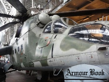 Mi-24 D German Democratic Republic (DDR) [Walk Around]