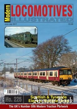 Modern Locomotives Illustrated 2017-06/07