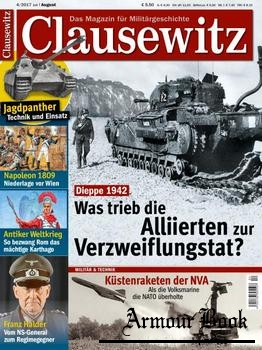 Clausewitz: Das Magazin fur Militargeschichte №4/2017