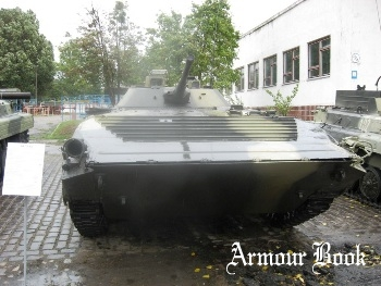 BRM-1K on a BMP-1 chassis [Walk Around]