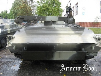 BREM-2 on a BMP-1 chassis [Walk Around]
