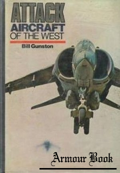 Attack Aircraft of the West [Ian Allan]
