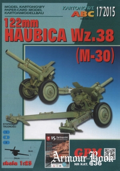 M-30 122mm Haubica Wz.38 [GPM 436]