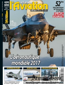 L'aeronautique Mondiale 2017 [Le Fana de L'Aviation Hors-Serie №8]
