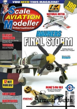 Scale Aviation Modeller International 2017-06 (Vol.23 Iss.06)
