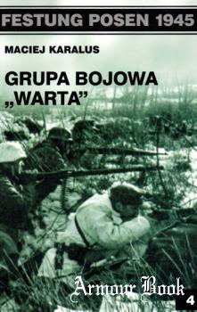 Grupa Bojowa Warta [Festung Posen 1945 № 4]