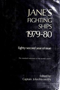 Jane's Fighting Ships 1979-80 [Janes Information Group]