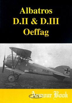 Albatros D.II & D.III Oeffag [JaPo]
