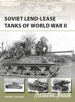 Soviet Lend-Lease Tanks of World War II [Osprey New Vanguard 247]