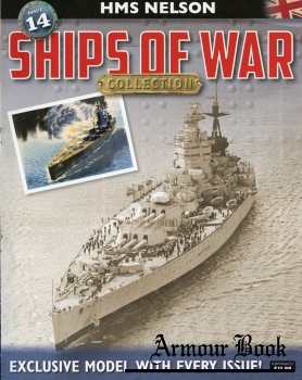 HMS Nelson [Ships of War Collection №14]