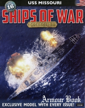 USS Missouri [Ships of War Collection №16]
