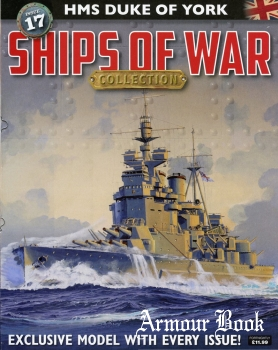 HMS Duke of York [Ships of War Collection №17]