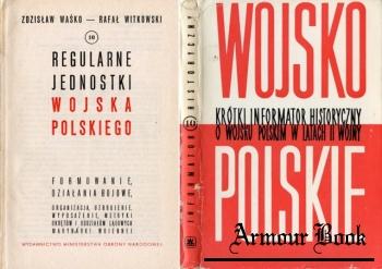 Regularne jednostki Wojska Polskiego. Marynarka Wojenna [Wydawnictwo Ministerstwa Obrony Narodowej]