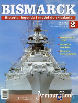 Bismarck. Historia, legenda i model do skladania 2