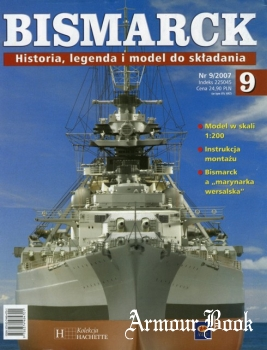 Bismarck. Historia, legenda i model do skladania 9