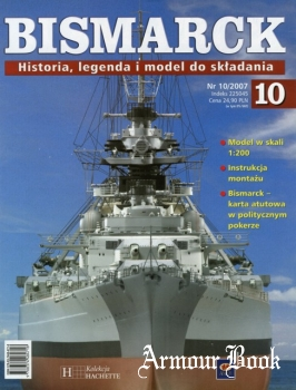 Bismarck. Historia, legenda i model do skladania 10
