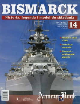 Bismarck. Historia, legenda i model do skladania 14