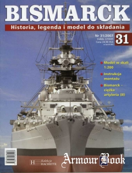 Bismarck. Historia, legenda i model do skladania 31