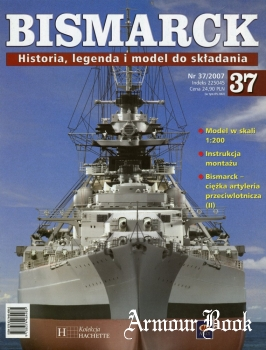 Bismarck. Historia, legenda i model do skladania 37
