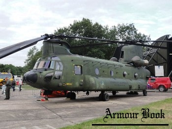 Boeing CH-47D/CH-47F [Walk Around]