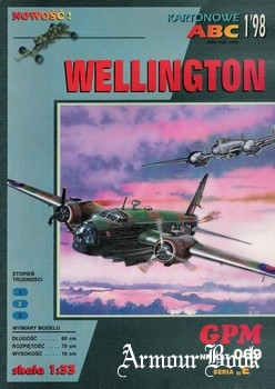 Vickers Wellington [2 издание GPM 069]