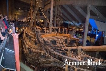 'Wasa' Swedish sail warship [Walk Around]