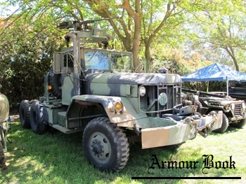 M52 Truck, Tractor, 5 Ton, 6x6 [Walk Around]