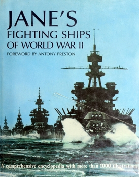 Jane's Fighting Ships of World War II [Crescent Books]
