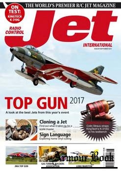 Radio Control Jet International 2017-08/09