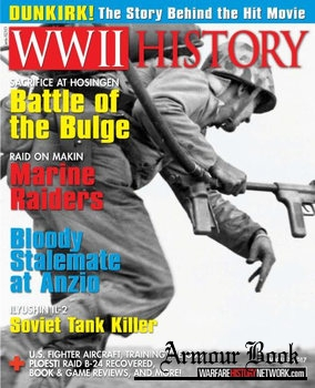 WWII History 2017-08 (Vol.16 No.05)