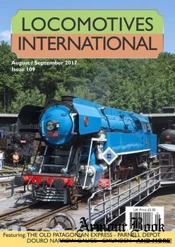 Locomotives International 2017-08/09