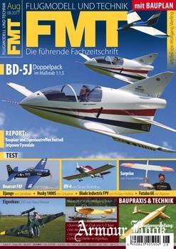 FMT Flugmodell und Technik 2017-08