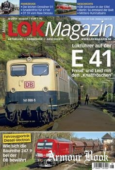 Lok Magazin 2017-08