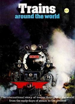 Trains Around the World [Derbibiooks]