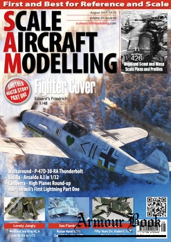 Scale Aircraft Modelling 2017-08 (Vol.39 No.06)