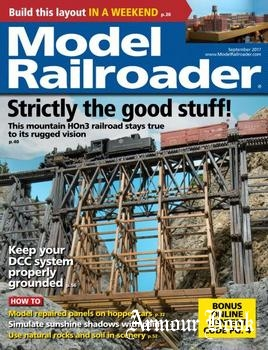 Model Railroader 2017-09