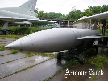 Крылатая ракета Х-22НА [Walk Around]